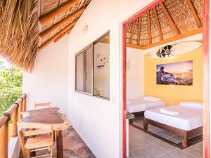 Experiencia Surf Camp, Hostels  Puerto Escondido - big - 19