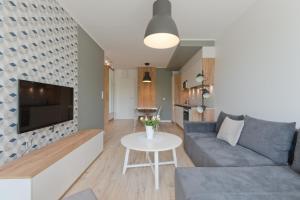 Imperial Apartments - Meridian, Apartmanok  Sopot - big - 6