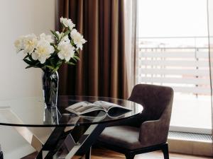 UNO Design Hotel, Hotel  Odessa - big - 36