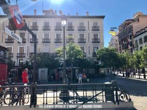 Luz Madrid Rooms, Pensionen  Madrid - big - 38