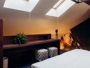 UNO Design Hotel, Hotel  Odessa - big - 45