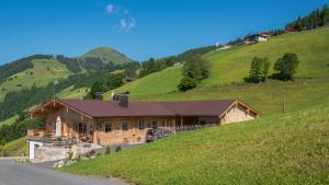 Bergpension-Ebental - Hotel - Brixen im Thale