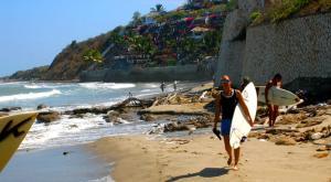 Ocean View, Ferienwohnungen  Playas - big - 35