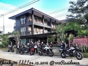 102 Residence, Hotels  San Kamphaeng - big - 131