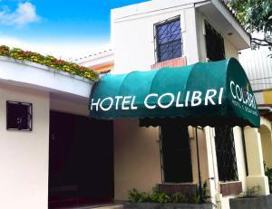 Hotel Colibri, Hotels  Managua - big - 1