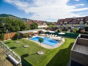 Weinlodge Siedler, Bed and breakfasts  Mautern - big - 9