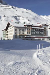 Hotel Edelweiss - Zürs