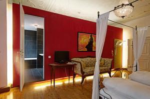 Hotel Orphée - Großes Haus, Hotel  Ratisbona - big - 6