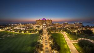 Emirates Palace Hotel, Абу-Даби