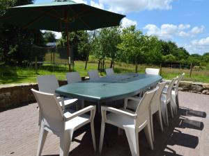 Spacious Holiday home in Burtonville Luxembourg with garden