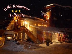 Hôtel Restaurant Bellecôte - Peisey-Nancroix
