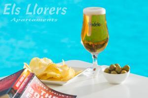 Apartaments Els Llorers, Апарт-отели  Льорет-де-Мар - big - 38