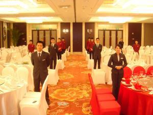 Riviera Hotel Ningbo, Hotely  Ningbo - big - 20