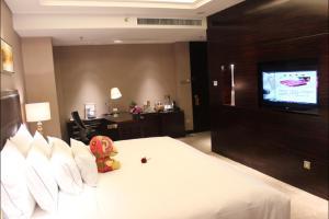 Riviera Hotel Ningbo, Hotely  Ningbo - big - 28