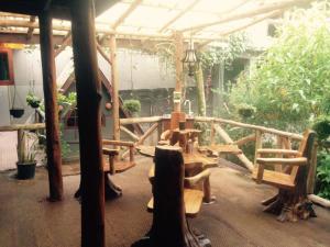 King Fern Cottage, Lodges  Nuwara Eliya - big - 43