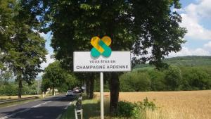 Location gîte, chambres d'hotes L'escale Fleurie dans le département Marne 51