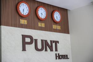 Punt Hotel, Szállodák  Hai Phong - big - 27