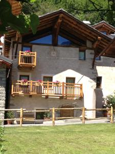 Accommodation in Valpelline