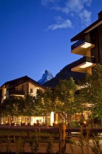 Hotel Mirabeau, Отели  Церматт - big - 41