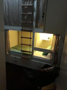 Bunk Bed in Mixed Dormitory with Shared Bathroom Hostel do Navio