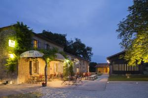 Logis L'Auberge de Larressingle