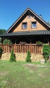 Pension Chatka Kolovratok Terchová Slowakei