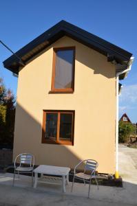 Baltic-House, Chaty  Gąski - big - 54