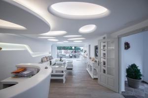 Spiros, Apartmánové hotely  Naxos Chora - big - 207