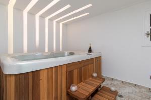 Spiros, Apartmánové hotely  Naxos Chora - big - 220