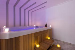 Spiros, Apartmánové hotely  Naxos Chora - big - 215