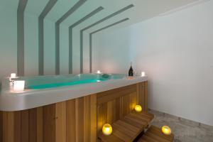 Spiros, Apartmánové hotely  Naxos Chora - big - 219