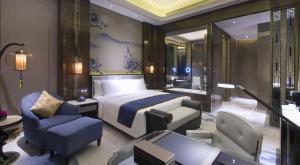 Wanda Vista Kunming, Hotels  Kunming - big - 5