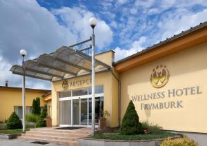 Wellness Hotel Frymburk - Český Krumlov