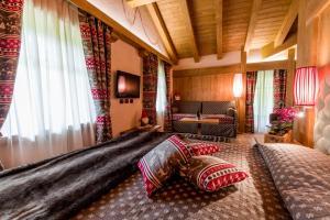 Hotel Maso del Brenta, Отели  Кадерцоне - big - 14