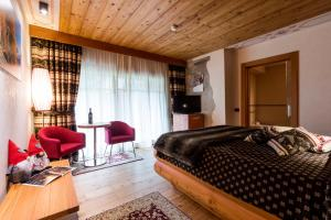 Hotel Maso del Brenta, Отели  Кадерцоне - big - 7