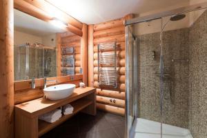 Hotel Maso del Brenta, Отели  Кадерцоне - big - 29