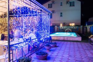 Гостиница Синяя Крыша, Благовещенская