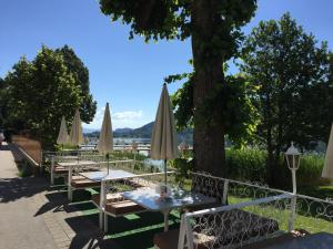 Promenaden-Strandhotel Marolt, Szállodák  Sankt Kanzian - big - 60