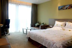Manju Hotel (Shaoxing Yumin Road), Hotely  Shaoxing - big - 9