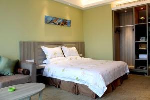 Manju Hotel (Shaoxing Yumin Road), Hotely  Shaoxing - big - 15