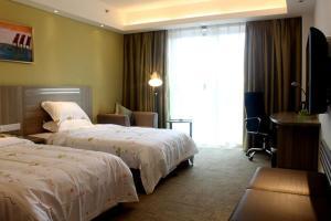 Manju Hotel (Shaoxing Yumin Road), Hotely  Shaoxing - big - 10