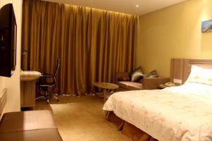 Manju Hotel (Shaoxing Yumin Road), Hotely  Shaoxing - big - 11