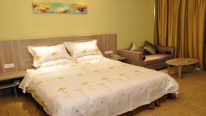 Manju Hotel (Shaoxing Yumin Road), Hotely  Shaoxing - big - 12