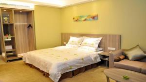 Manju Hotel (Shaoxing Yumin Road), Hotely  Shaoxing - big - 19