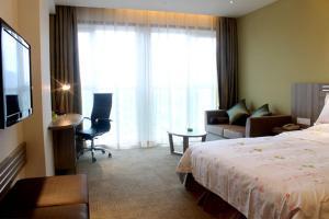 Manju Hotel (Shaoxing Yumin Road), Hotely  Shaoxing - big - 13