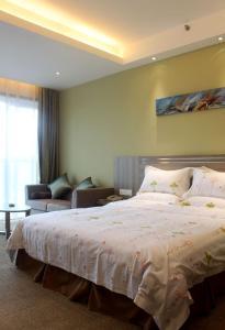 Manju Hotel (Shaoxing Yumin Road), Hotely  Shaoxing - big - 14