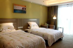 Manju Hotel (Shaoxing Yumin Road), Hotely  Shaoxing - big - 20