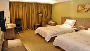 Manju Hotel (Shaoxing Yumin Road), Hotely  Shaoxing - big - 6