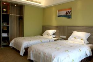 Manju Hotel (Shaoxing Yumin Road), Hotely  Shaoxing - big - 3