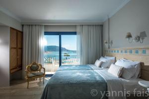 Pyrgos Blue, Apartmanhotelek  Mália - big - 86